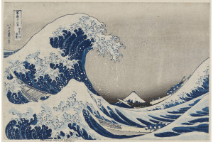 HokusaiGreatWave
